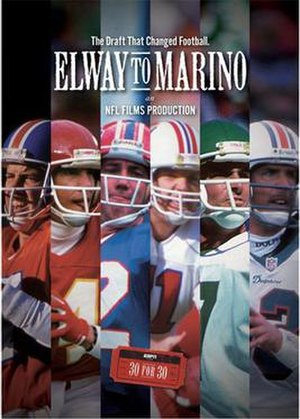 Elway to Marino - Image: Elway to Marino