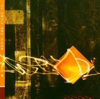 Music for Films III - Image: Enofilmsiii