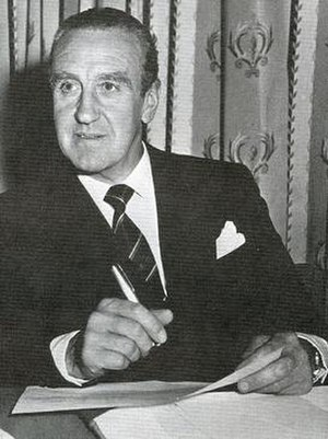 Ernest Marples - Image: Ernest Marples MP