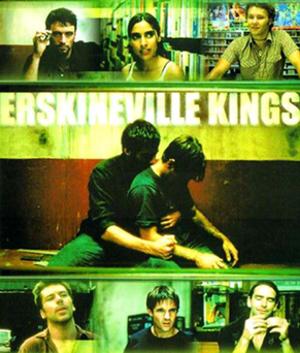 Erskineville Kings - DVD cover