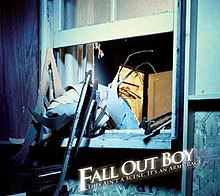 07  Fall Out Boy   This Ain\'t A Scene, It\'s An Arms Race