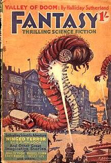 <i>Fantasy</i> (1938 magazine) UK pulp science fiction magazine