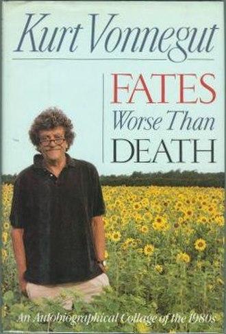 Fates Worse Than Death - First edition