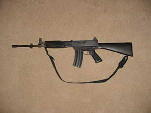 First Generation Bushmaster Assault Rifle - Wo...