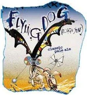 Flying Dog Brewery - Image: Flying dog logo