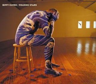 Folding Stars 2007 single by Biffy Clyro