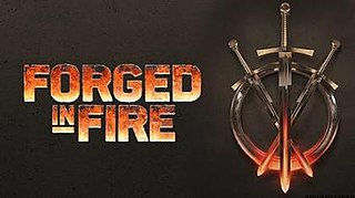 <i>Forged in Fire</i> (TV series) American television series