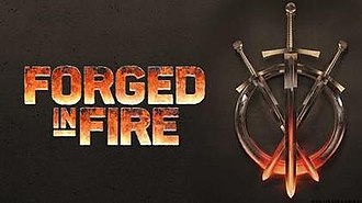 Forged in Fire (TV series) - Image: Forged in Fire
