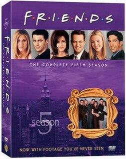 <i>Friends</i> (season 5) Season of television series