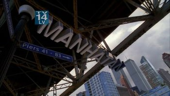 One of Fringe s location titles, using block l...