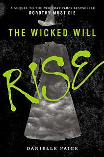 <i>The Wicked Will Rise</i>