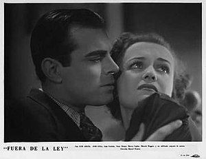 Outside the Law (1937 film) - Image: Fueradelarey 3