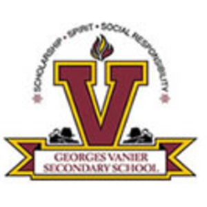 Georges Vanier Secondary School - Image: Georges Vanier Secondary School logo