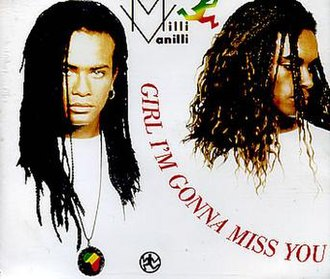 Milli Vanilli — Girl I'm Gonna Miss You (studio acapella)