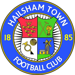 Hailsham Town F.C. - Image: Hailsham Town F.C. logo