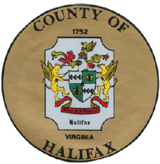 Halifax County, Virginia - Image: Halifax County Seal