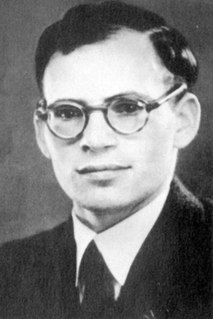 Hans Conrad Leipelt active within the White Rose non-violent resistance group in Nazi Germany