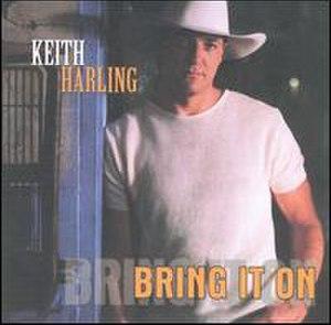 Bring It On (Keith Harling album) - Image: Harling bring