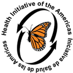 Health Initiative of the Americas - Image: Health Initiative of the Americas Logo