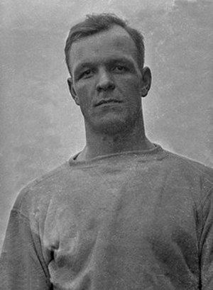 1923 All-Pro Team - Guard Hunk Anderson
