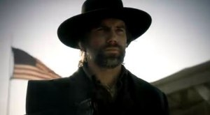 Hell on Wheels (TV series) - Cullen Bohannon (Anson Mount) is the central character of the series.