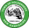 Official seal of Holderness, New Hampshire