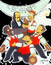 Homer's Barbershop Quartet