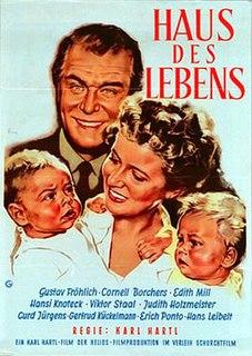 <i>House of Life</i> 1952 film