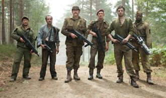 Sgt. Fury and his Howling Commandos - As depicted in Captain America: The First Avenger.