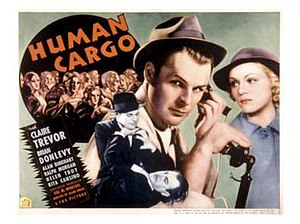 Human Cargo (film) - Image: Human Cargo 1936