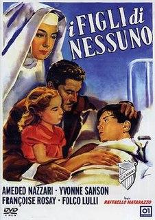 <i>Nobodys Children</i> (1951 film) 1951 film