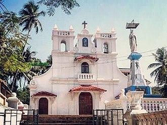 Pernem - Igreja de São José Pernem (1855)