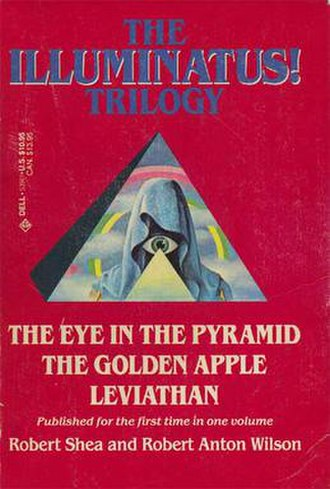 The Illuminatus! Trilogy - First collected edition, 1984