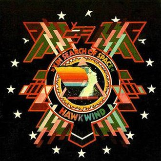 In Search of Space - Image: In Search of Space Hawkwind