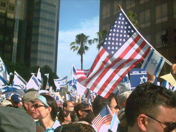IsraelRallyLA2006