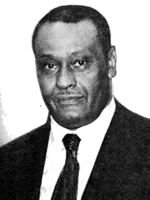 James Kemp (NAACP) - James Kemp in the 1980s