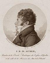 Auber's father, c. 1806 (Source: Wikimedia)