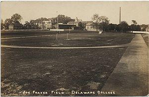 Frazer Field - Image: Joe Frazer Field at U Del