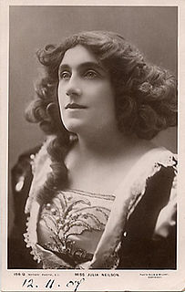 19th/20th-century English actress