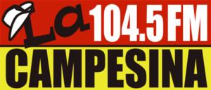 KCEC-FM - Image: KCEC FM La Campesina 104.5 FM Yuma logo