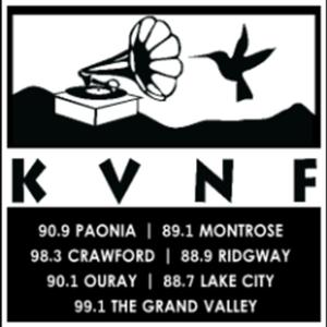 KVNF - Image: KVNF logo