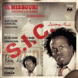 S.I.C. (Krizz Kaliko EP) - Image: Kali's cover