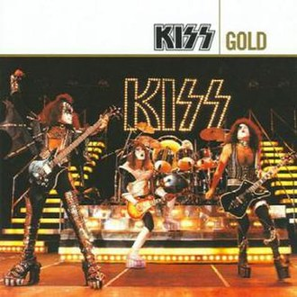 Gold (Kiss album) - Image: Kiss Gold cover