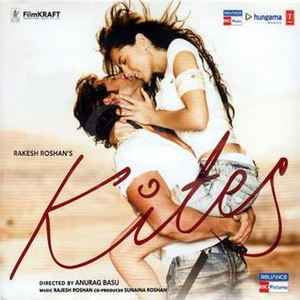Kites (film) - Image: Kites Audio Cover