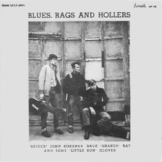 Blues, Rags and Hollers - Image: Koerner ray glover 0
