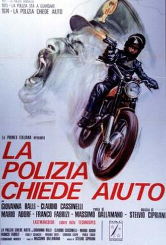 What Have They Done to Your Daughters? - Italian film poster