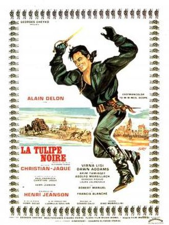 The Black Tulip (1964 film) - Image: Larvalove
