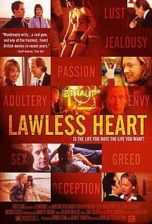 <i>Lawless Heart</i> 2001 film by Tom Hunsinger and Neil Hunter
