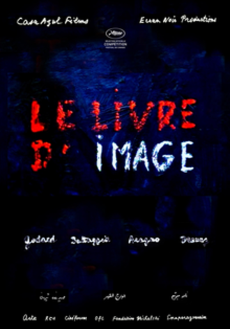 The Image Book - Film poster