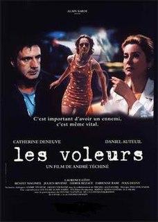 1996 film by André Téchiné